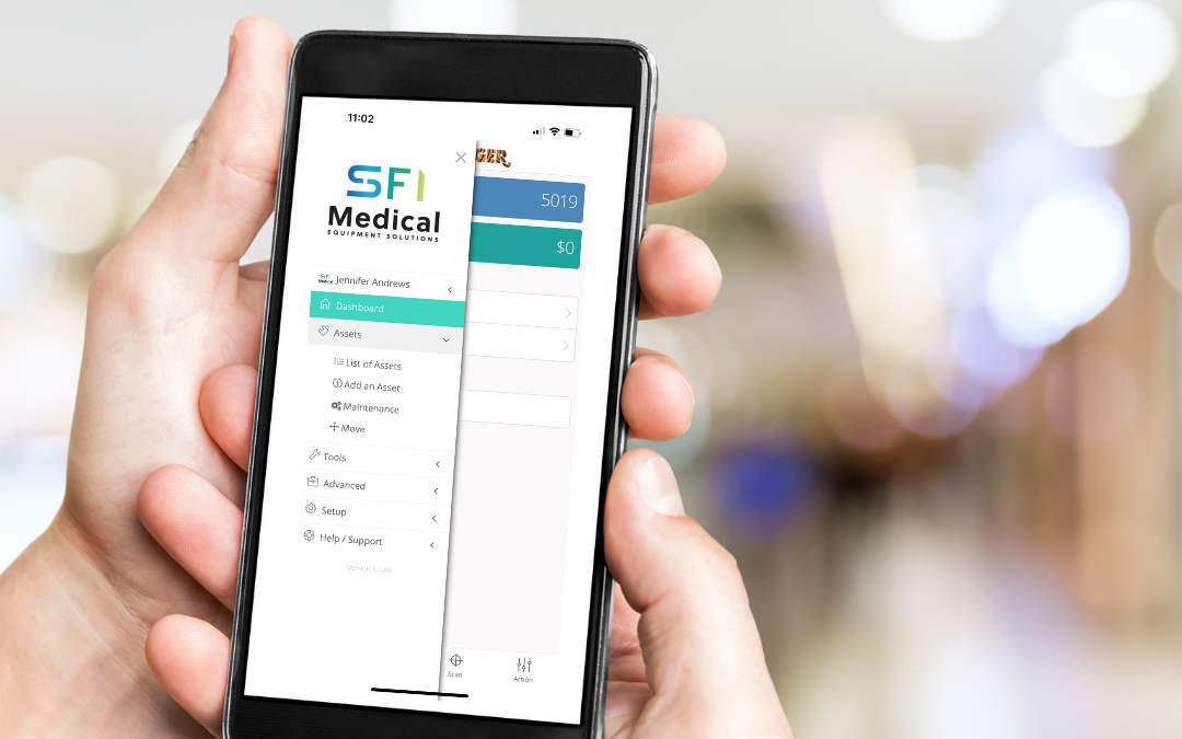 Asset Tracking - SFI Medical Equipment Solutions