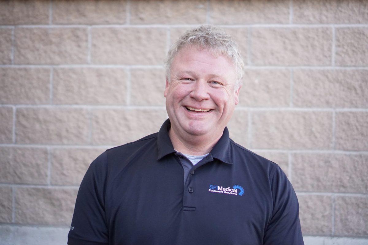 Scott Alexander - SFI Medical Equipment Solutions