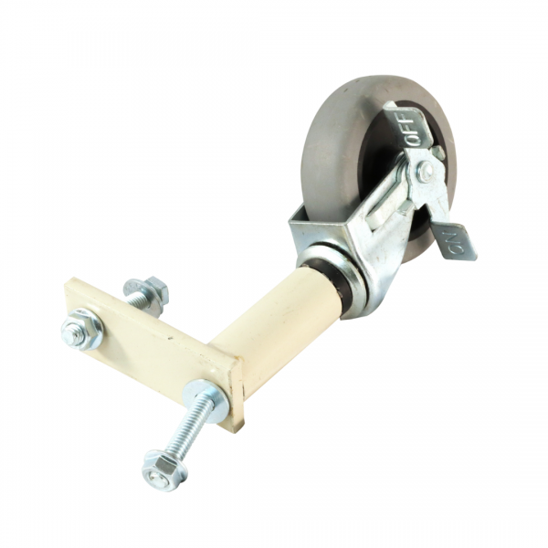 Invacare Solo Locking Castor Assembly - SFI Medical Equipment Solutions