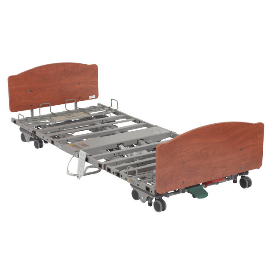 Drive Prime Care P903 Bariatric Bed - SFI Medical Equipment Solutions